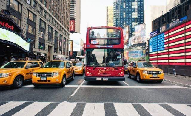 NYC Hop on Hop off