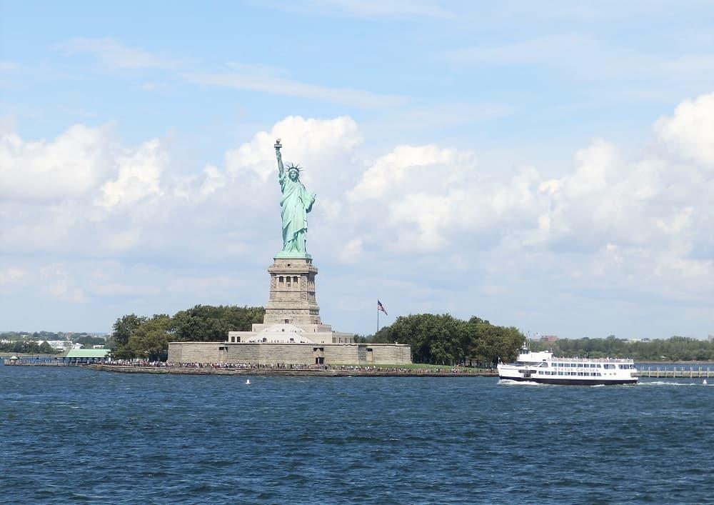 Estatua de la Libertad Gratis