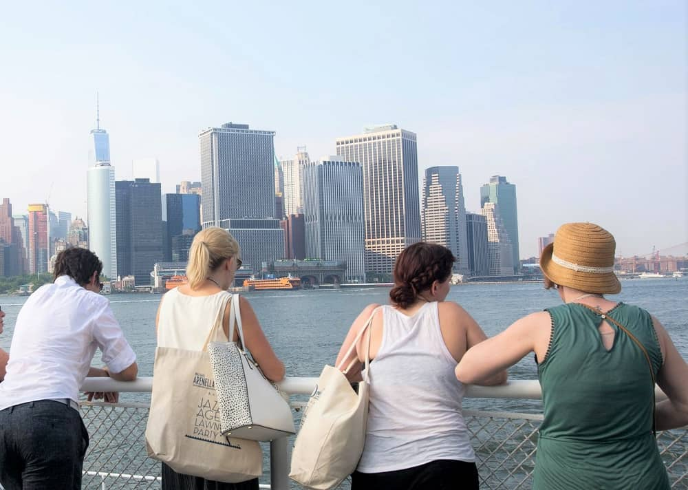 Ferry Governors Island