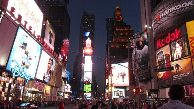 Times Square en New York