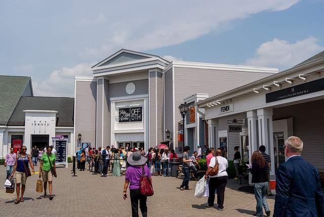 Comprar en Woodbury Common | Mejores Outlets en Nueva York