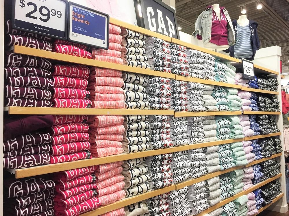 Comprar ropa barata en Outlet Nueva York