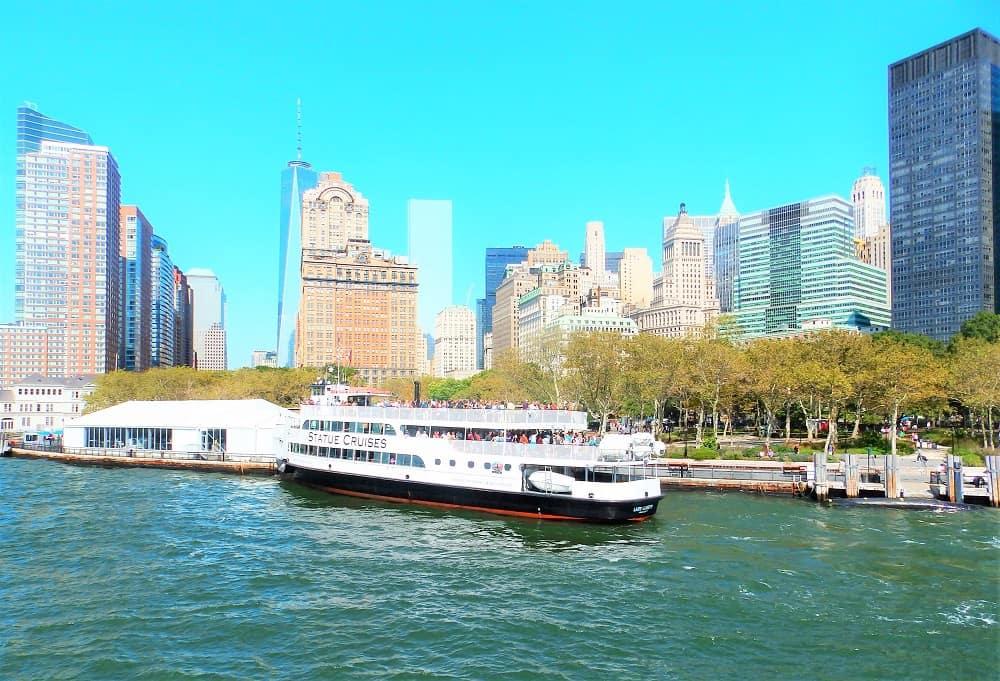 Crucero Estatua Libertad