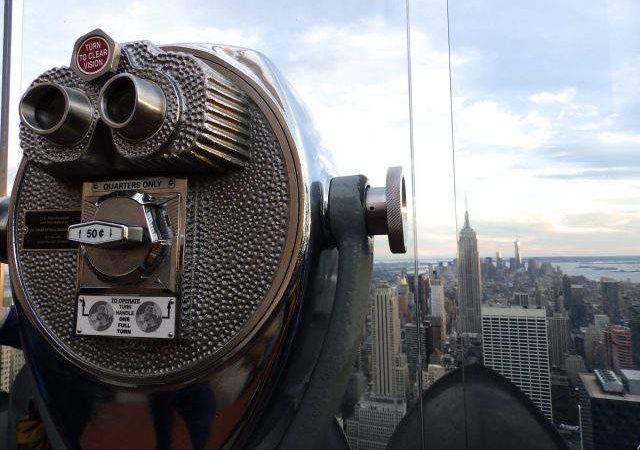 Rascacielos de Nueva York