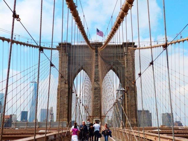 Lugares de interés en New York