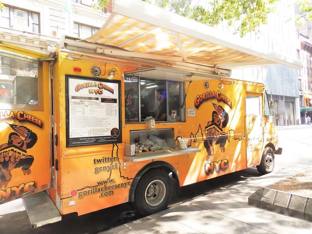 Food Trucks en NY