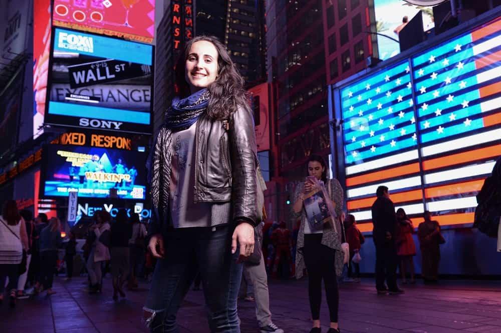 Experiencias en Times Square