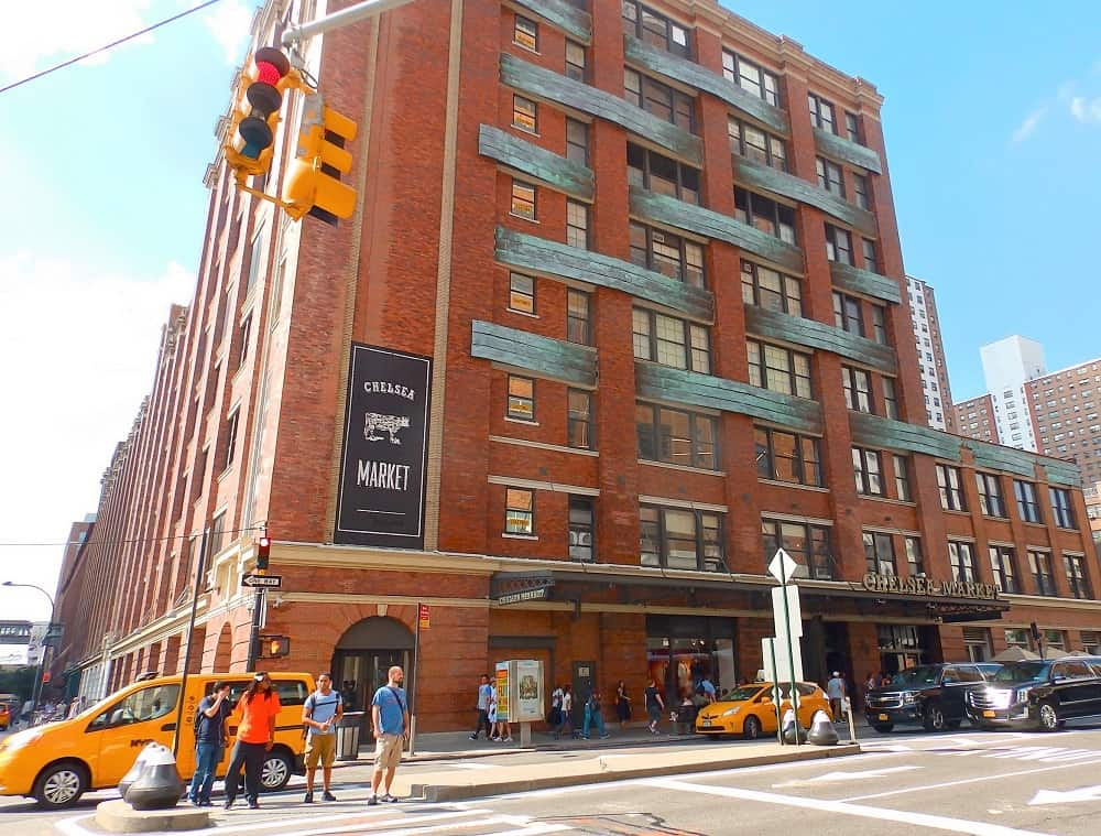 Chelsea Market en Nueva York