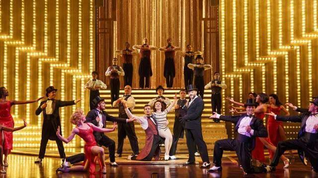 Musical Paramour Cirque du Soleil