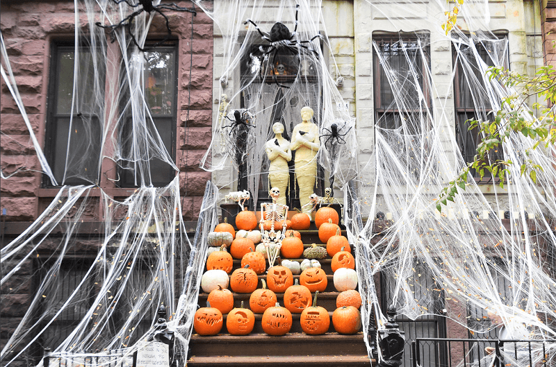 Halloween Upper West Side