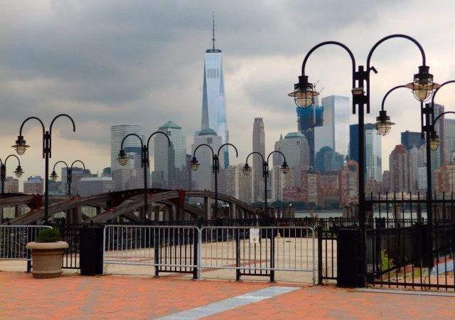 Vistas desde New Jersey