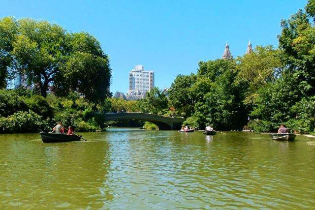 Barca Central Park