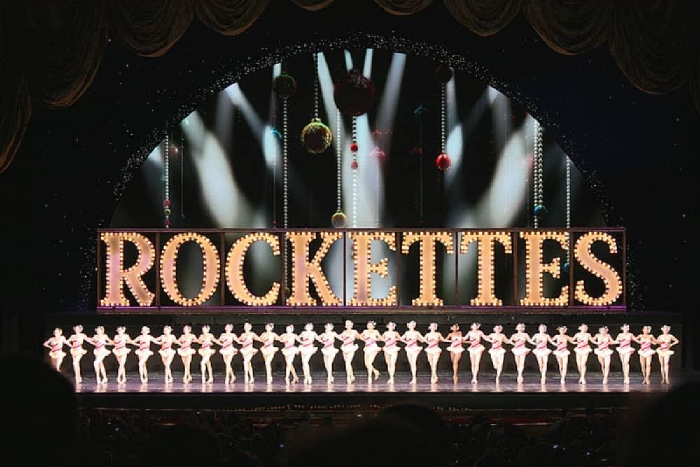 Rockettes Navidad NY
