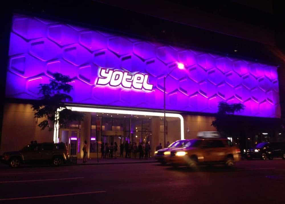 Yotel Nueva York
