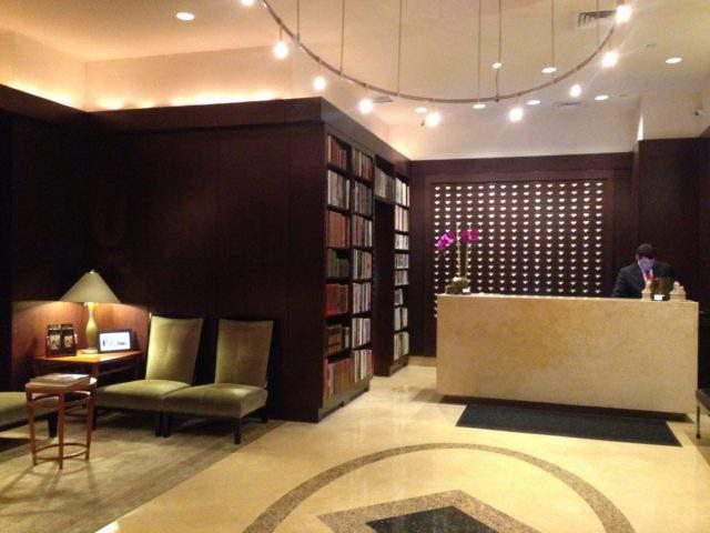 Library Hotel NY