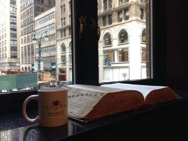 Library Hotel Nueva York
