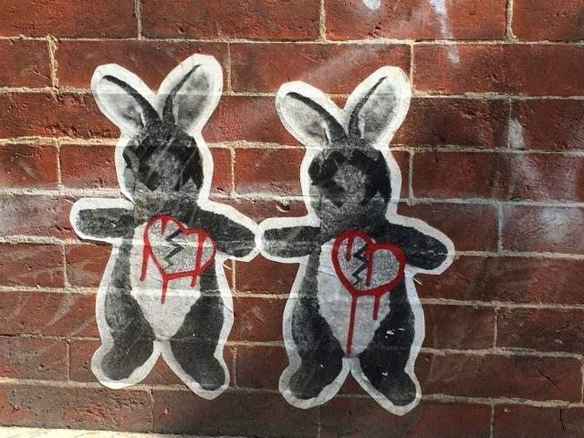 Graffitis de Nueva York