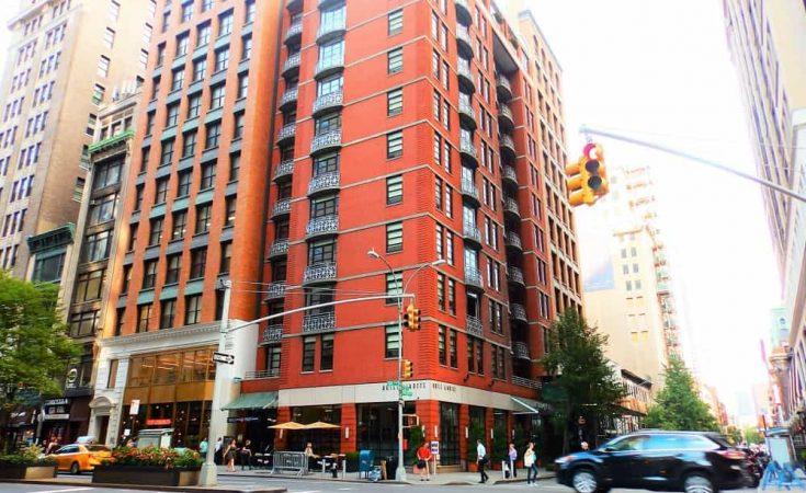 Hotel Giraffe en Nueva York