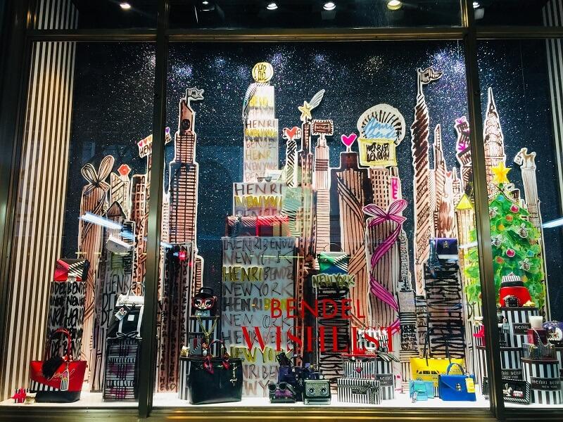 Escaparates Navidad NYC