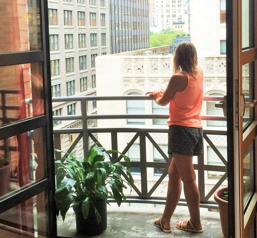 Hotel Giraffe NY