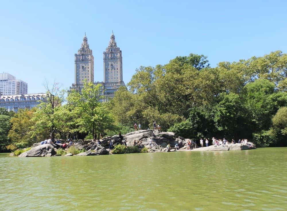 Paseo en Barca por Central Park