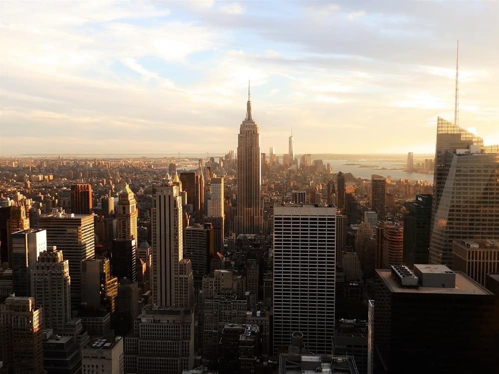 comprar entradas para el Top Of the Rock