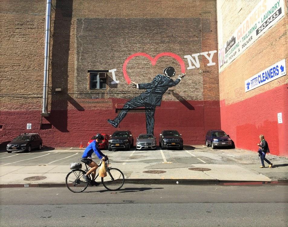 Graffiti I Love New York