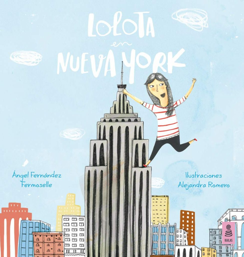 Libro Infantil Nueva York