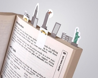 Marcador Libros