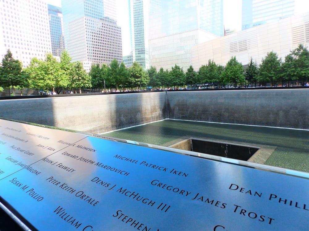 Memorial 911 - World Trade Center NY