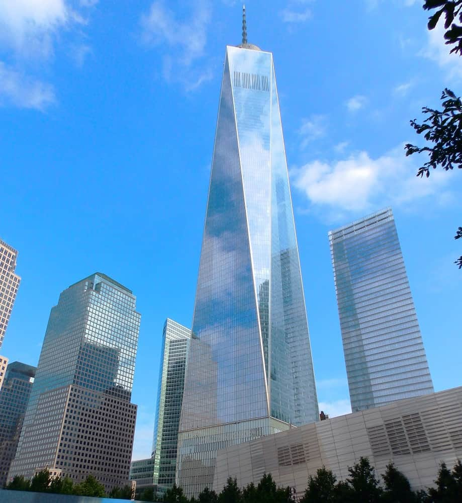 World trade center en nueva york gu a completa del wtc - Architekt one world trade center ...