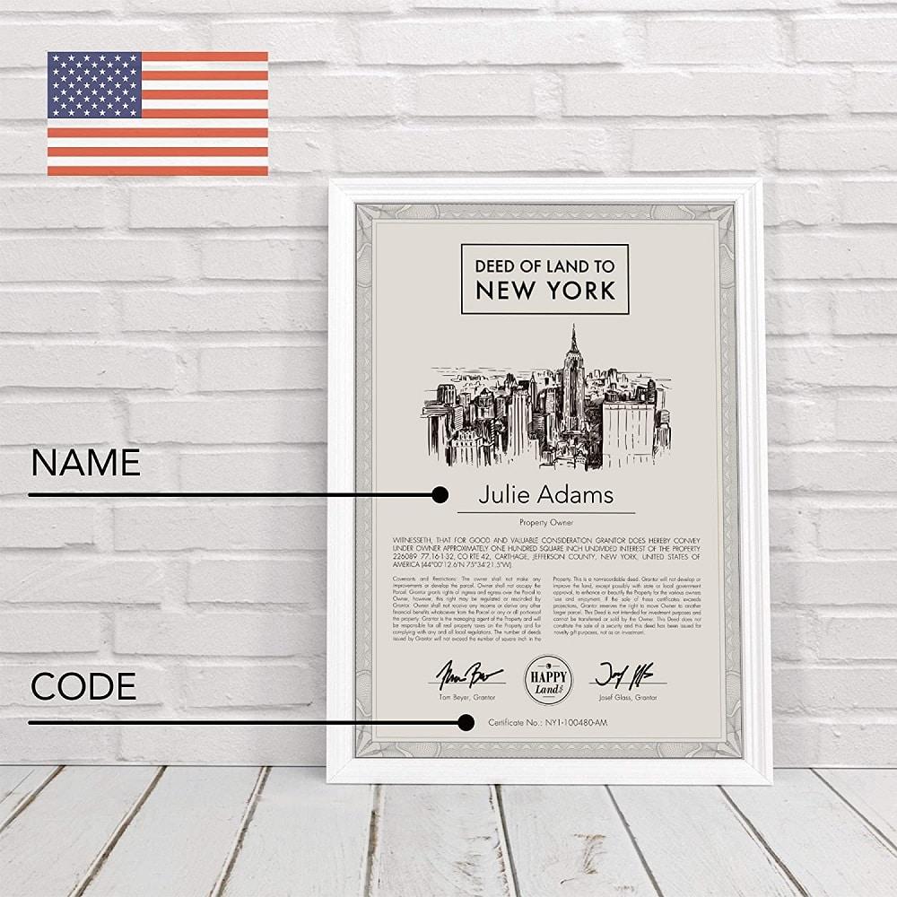 regalos New York