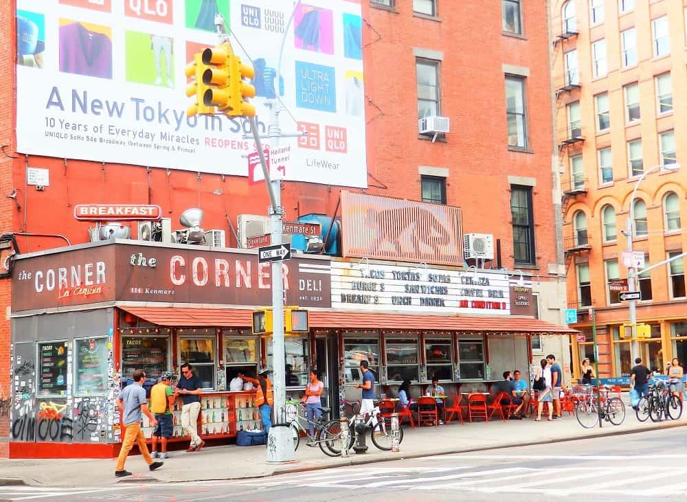 Restaurante La Esquina NYC