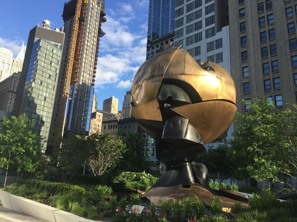 The Sphere en Liberty Park
