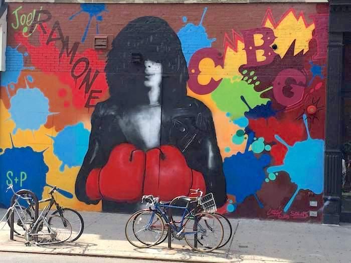 Street Art en Nueva York - Graffitis en las calles