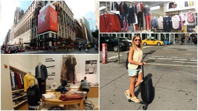 Tiendas en Nueva York