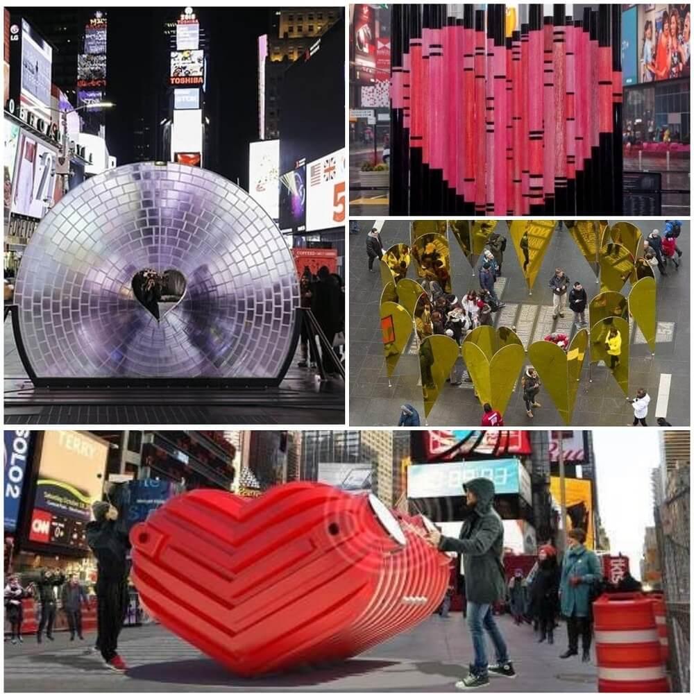 San Valentín en Nueva York