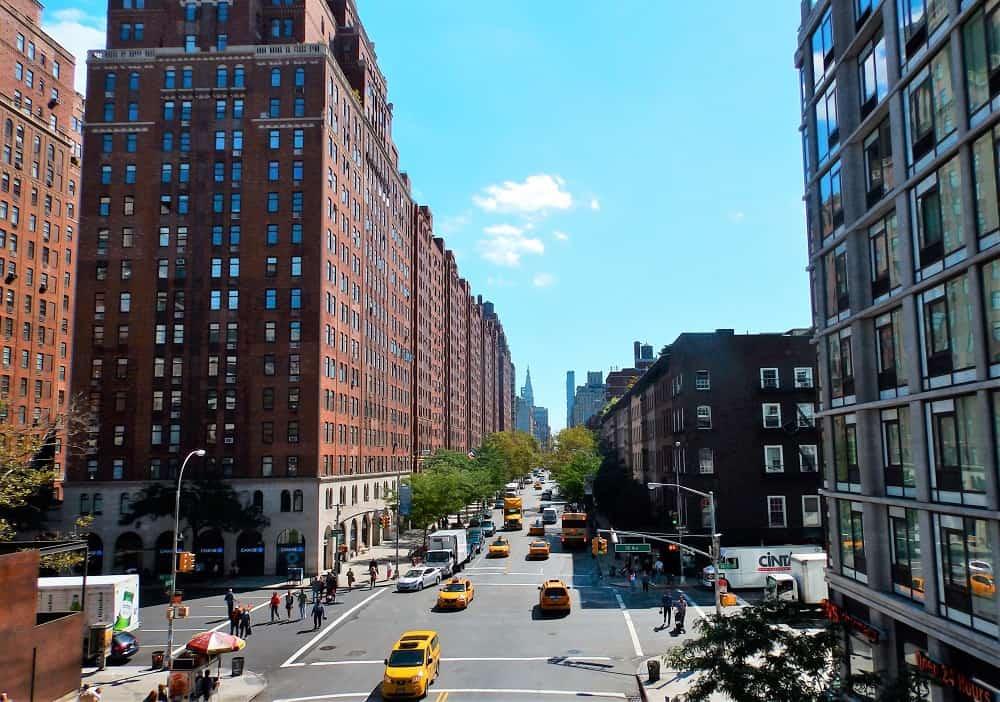 Barrio de Chelsea en Nueva York
