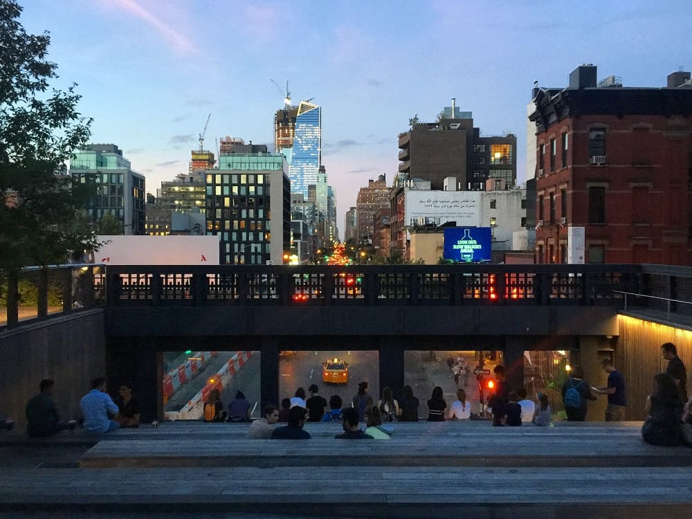Highg Line NY