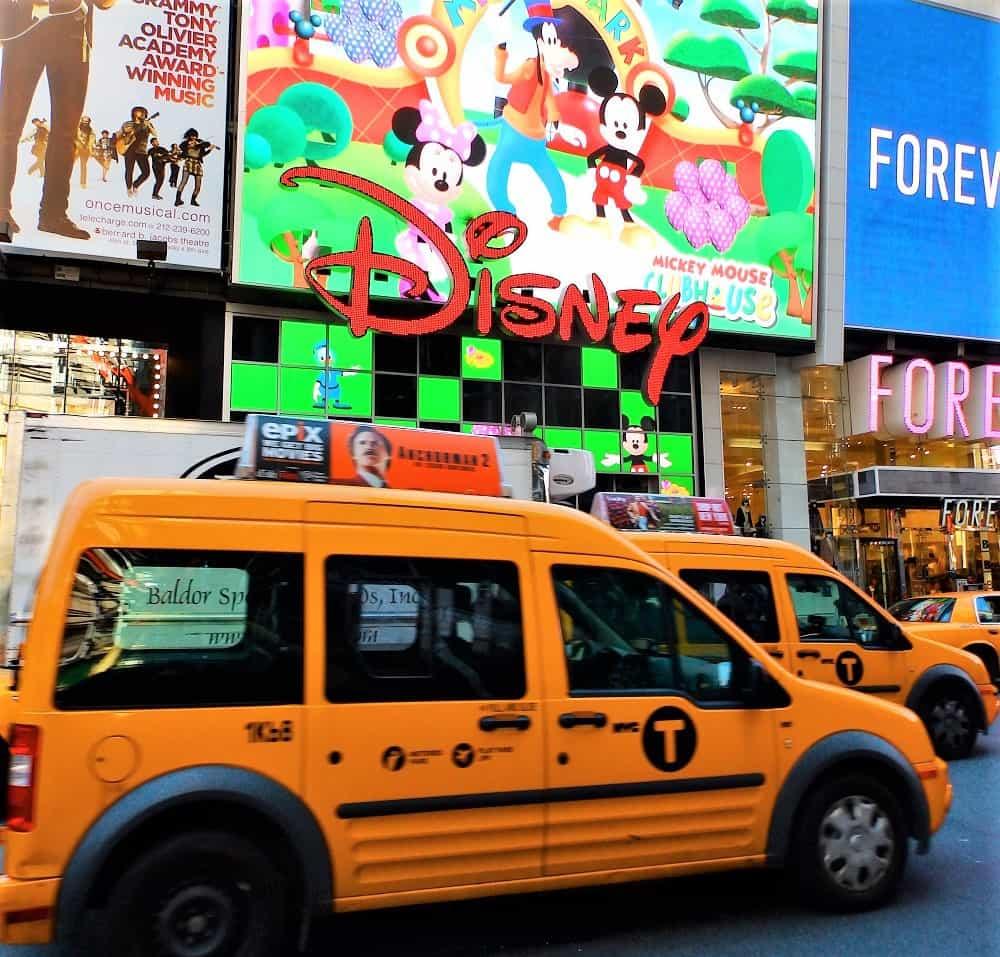 Jugueterías en Nueva York