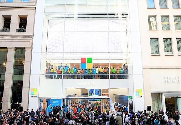 Microsoft Nueva York