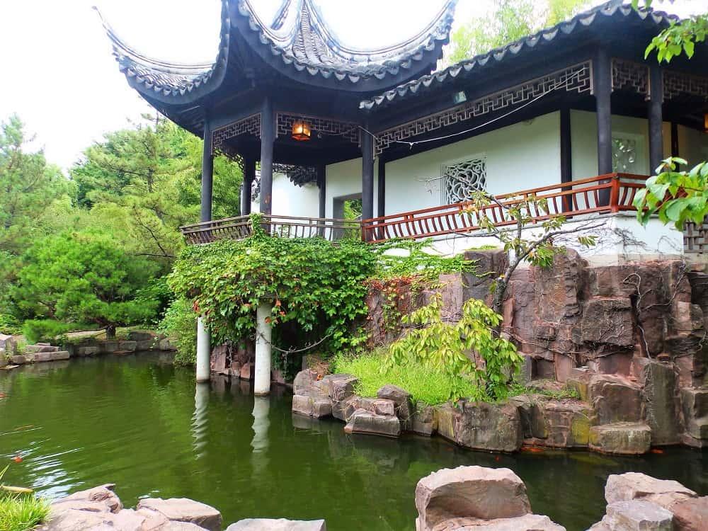 Chinese Scholar Garden