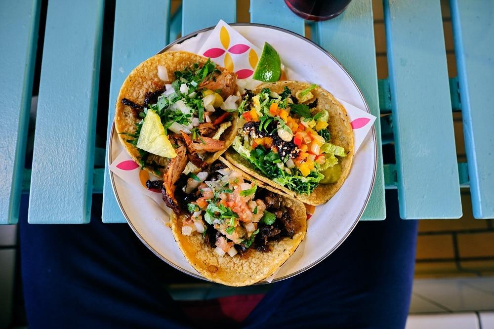 Comida Mexicana en Nueva York