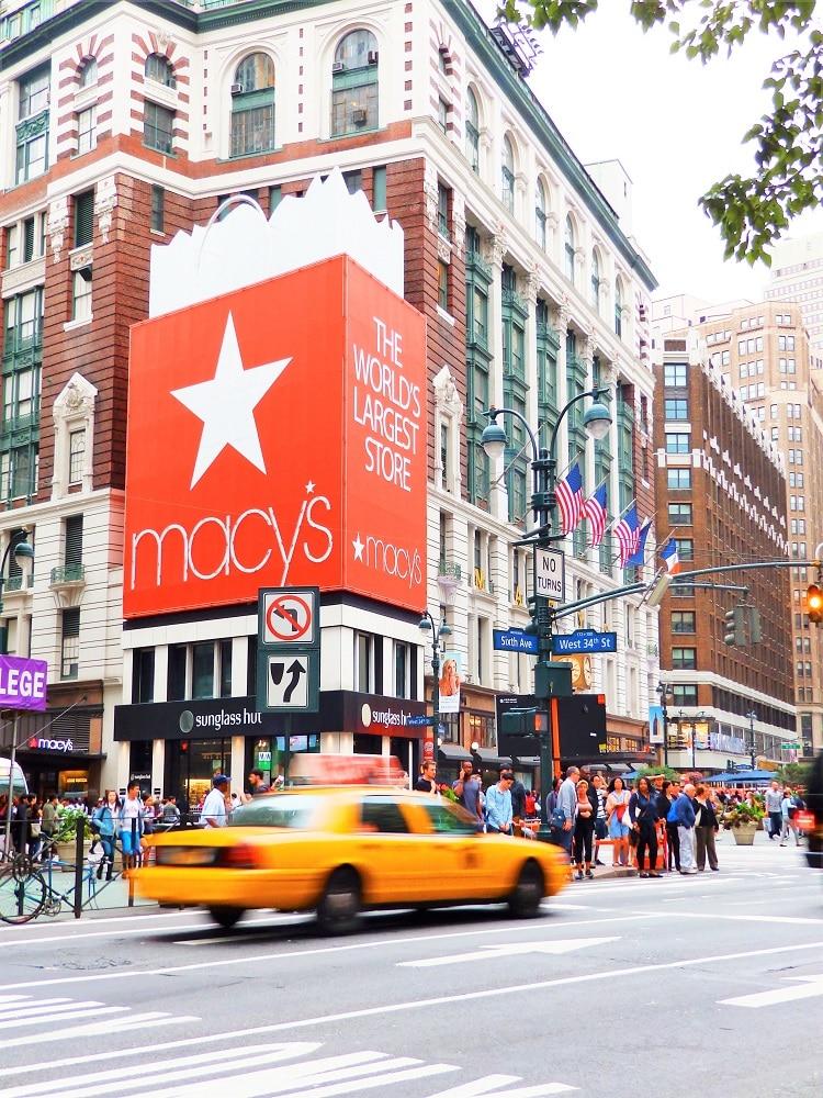 Macy S En New York Mucho Más Que Ir De Compras