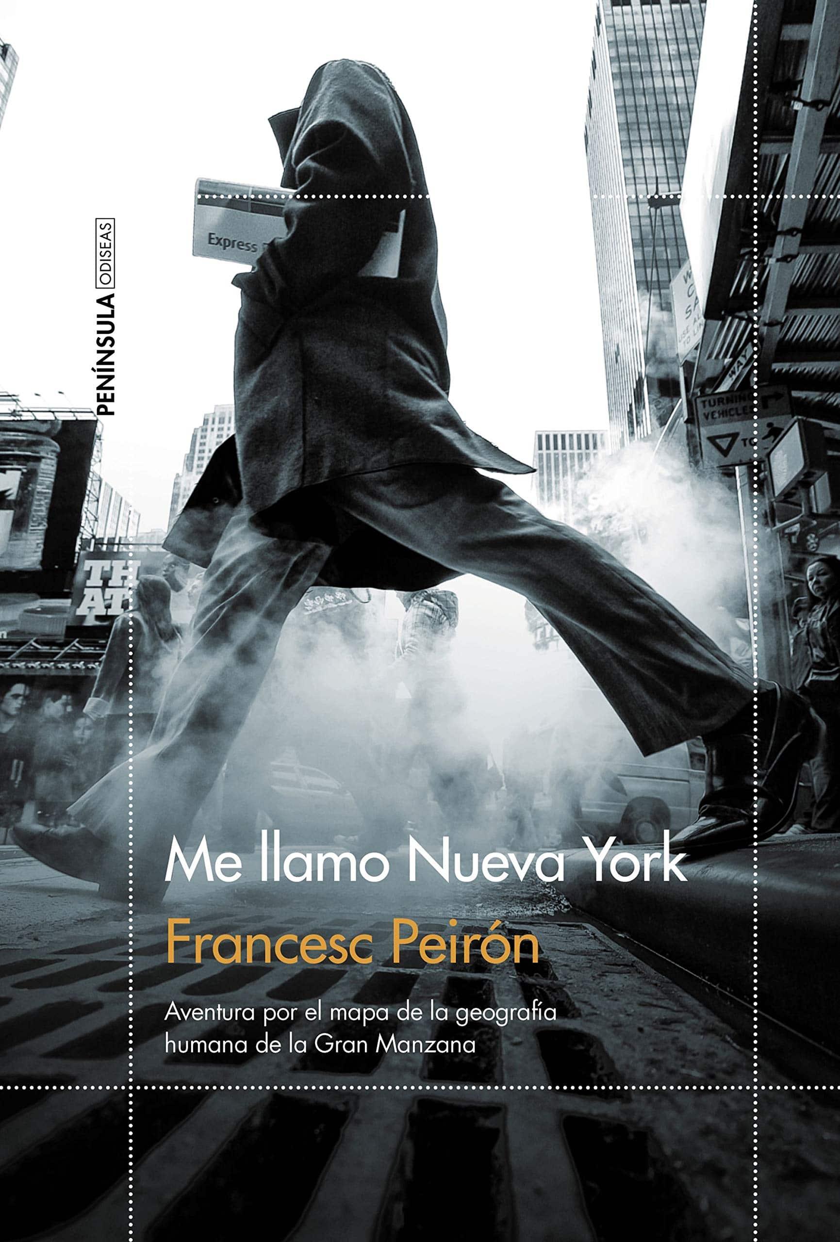 Me llamo Nueva York - Libros sobre Nueva York