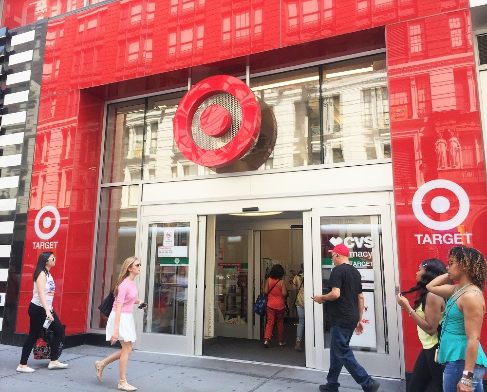 Target Nueva York