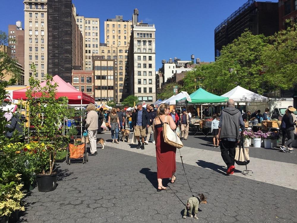 Mercados en Nueva York