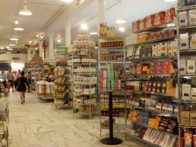 Supermercados en Nueva York Dean & Deluca