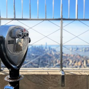 Subir al Empire State Building, el rascacielos más famoso de NY