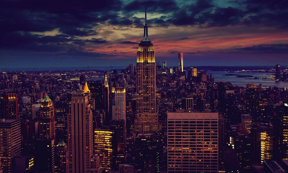 Empire State en Neuva York